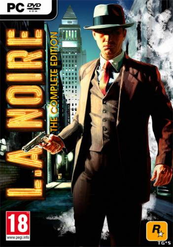 L.A. Noire: The Complete Edition [2011, Action / Adventure,Английский + Русский] [Repack] от R.G.Repacker's