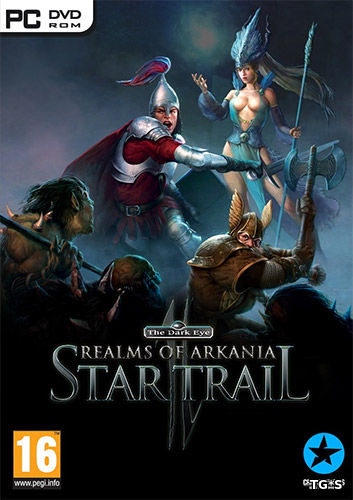 Realms of Arkania: Star Trail [ENG / GER] (2017) PC | RePack by FitGirl