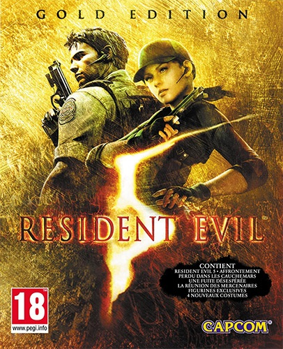 Resident Evil 5 [Update 1] (2009) PC | RePack by R.G. Механики