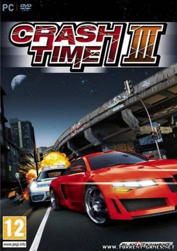 Crash Time 3 (Tradewest Games) (ENG) [Repack] PC