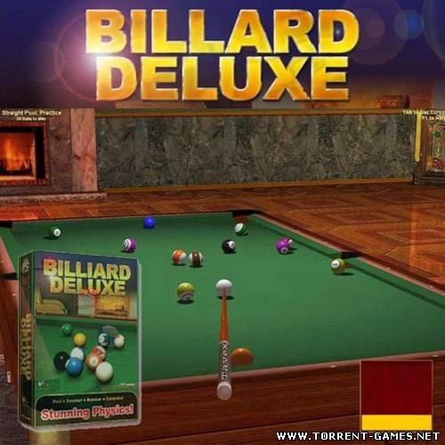 Billard 3D Deluxe [2010 / Русский]