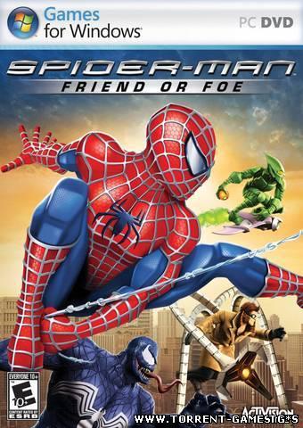 Spider-Man: Friend Or Foe (2007) PC | Лицензия