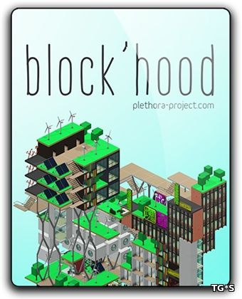 BLOCK'HOOD (Devolver Digital) (RUS/ENG/MULTi) [L] - GOG