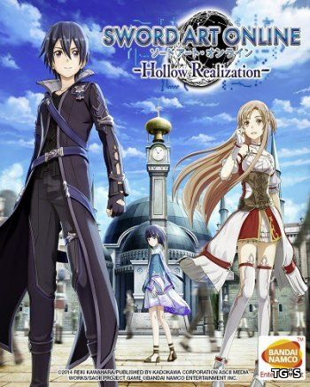 Sword Art Online: Hollow Realization Deluxe Edition [ENG / JAP] (2017) PC | Лицензия