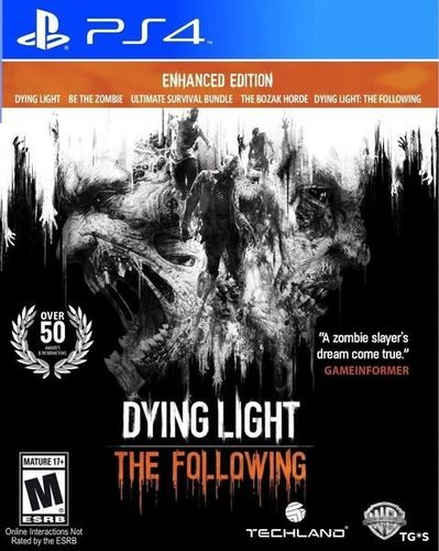 Dying Light: The Following – Enhanced Edition [EUR/RUS]
