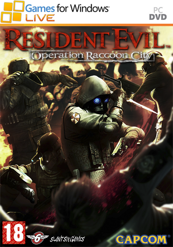 Resident Evil: Operation Raccoon City - Complete Pack (2012) PC | RePack от Other s