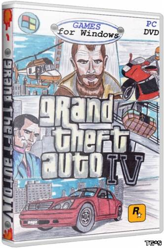 GTA 0 / Grand Theft Auto IV: Snow Edition (2008) PC | RePack с Alpine