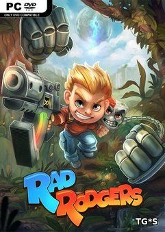 Rad Rodgers [RUS / v1.4.6498] (2018) PC | Repack by R.G. Catalyst