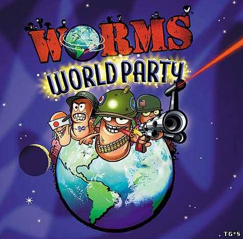 Worms World Party Remastered (2015) PC | RePack от Other s