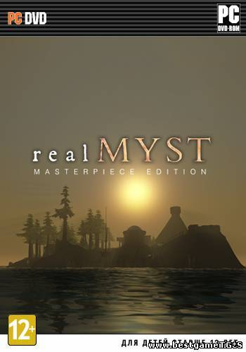 realMyst: Masterpiece Edition [RUS] (2014) PC | Лицензия GOG