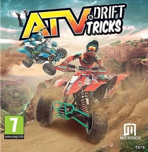ATV Drift & Tricks [ENG] (2017) PC | RePack by MAXSEM