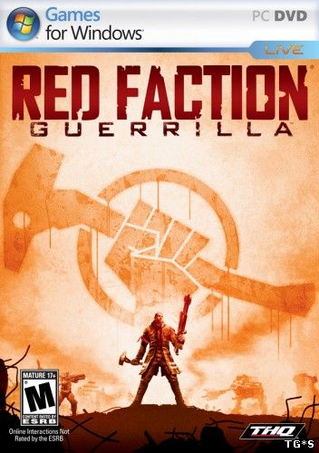 Red Faction: Guerrilla - Steam Edition [U5] (2014/PC/SteamRip/Rus) от Let'sPlay