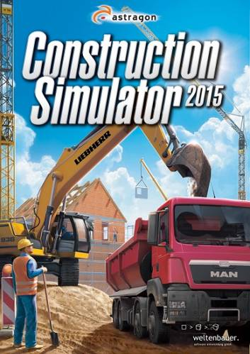 Construction Simulator 2015: Gold Edition (2014) [RUS][RePack]