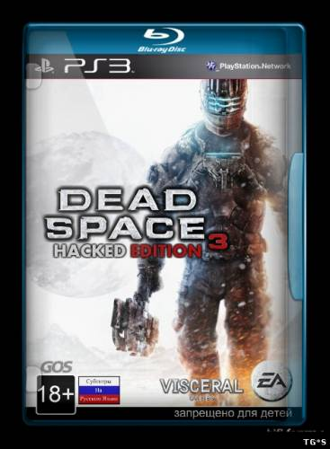 Dead Space 3: Hacked Edition [EUR] [RUS] [4.21+]