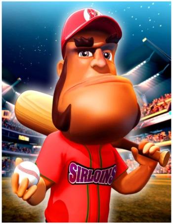 Super Mega Baseball: Extra Innings (2015) [ENG][L]