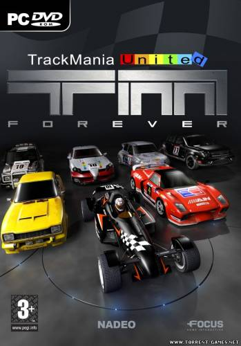 TrackMania United Forever [Русский]