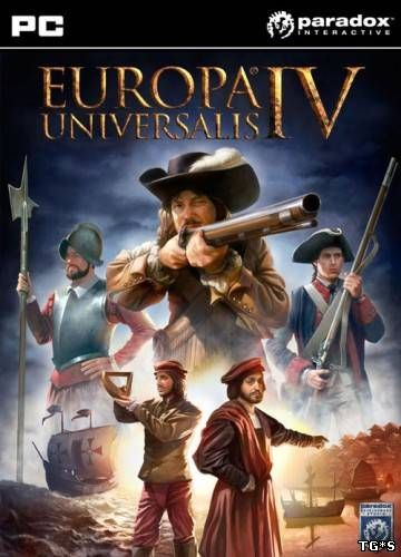 Europa Universalis IV [v1.17.1.0 +47 DLC] (2013) PC | RePack