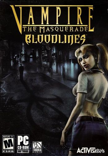 Vampire the Masquerade Bloodlines (2004) PC | Repack by Psycho-A