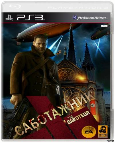 The Saboteur [EUR/RUS] [RePack]