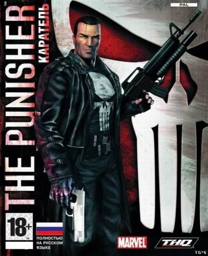 The Punisher / Каратель [RePack] [2005|Rus|Eng]