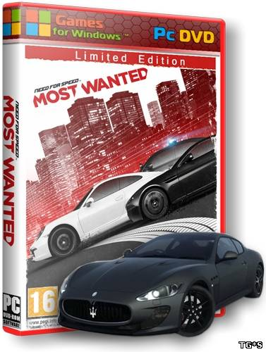 Need for Speed: Most Wanted (2012) PC | Repack от R.G. Механики