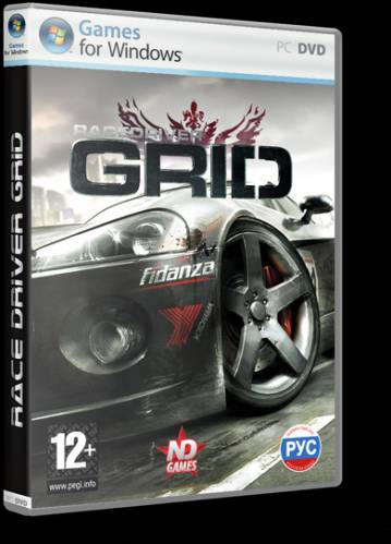 Race Driver: GRID (2008/PC/RePack/Rus) by tg