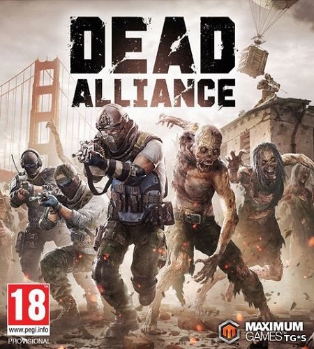 Dead Alliance [ENG] (2017) PC