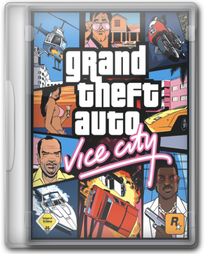 GTA / Grand Theft Auto: Vice City - Final Mod (2003-2012) PC | RePack by tg