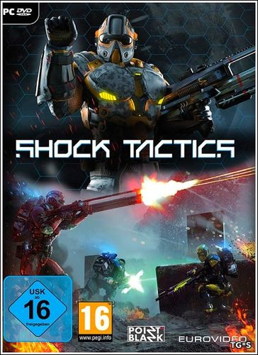 Shock Tactics (2017) PC | RePack by XLASER