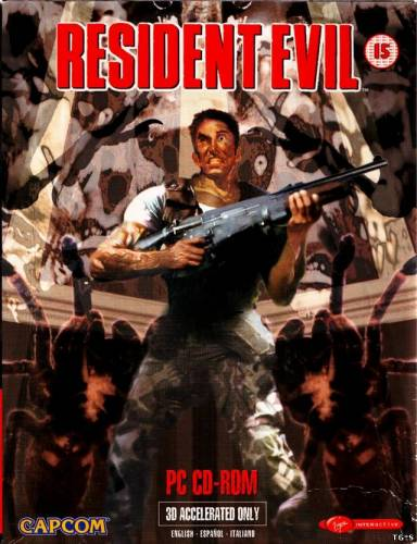 Resident Evil (1996/PC/RePack/Rus) by tg