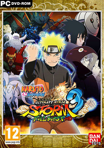 NARUTO SHIPPUDEN: Ultimate Ninja STORM 3 Full Burst HD (2017) РС | RePack by FitGirl