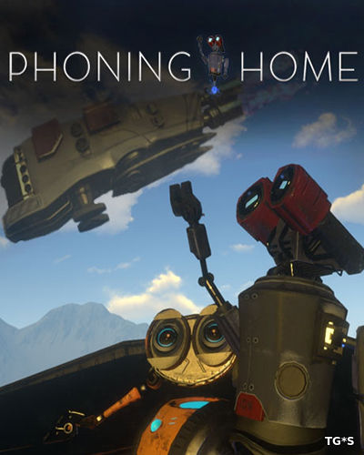 Phoning Home [Update 5] (2017) PC | RePack by qoob