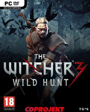 Ведьмак 3: Дикая Охота / The Witcher 3: Wild Hunt + HD Reworked Project [v 1.31 + 18 DLC] (2015) PC | RePack by xatab