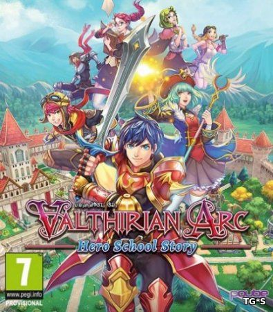 Valthirian Arc: Hero School Story (2018) PC   Лицензия