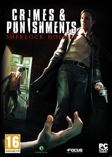 Sherlock Holmes: Crimes and Punishments (2014) PC | Steam-Rip by R.G. Steamgames