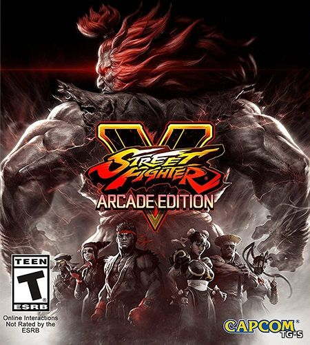 Street Fighter V: Arcade Edition (2016) PC | RePack by qoob