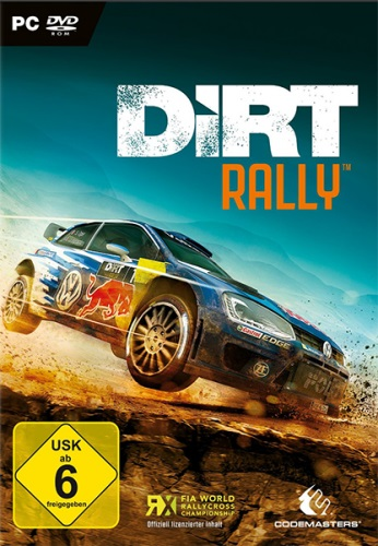 DiRT Rally (RUS/ENG) [Repack]