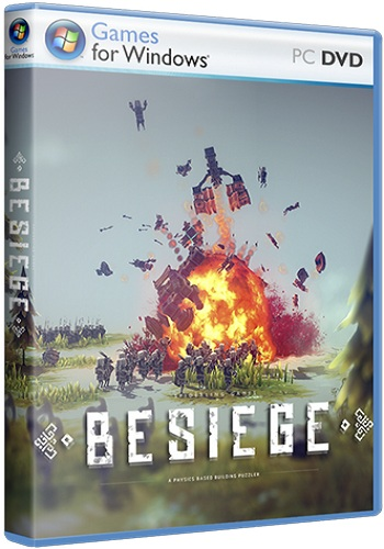 Besiege [RUS / v 0.75-9199 | Early Access] (2015) PC | RePack by qoob