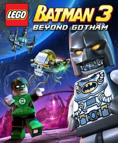 LEGO Batman 3: Beyond Gotham (WB Games) (MULTi10|RUS|ENG) [L]