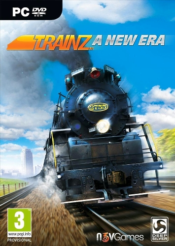 Trainz: A New Era (Deep Silver) (ENG|MULTI4) [L]