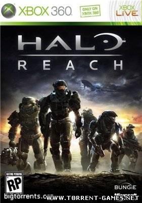 Halo: Reach [JTAG|FULL|DLC] [JtagRip] [2010|Eng]