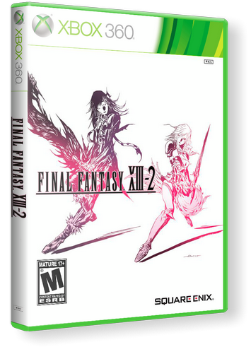 Final Fantasy XIII-2[ENG][PAL](XGD3) (LT+ 2.0)