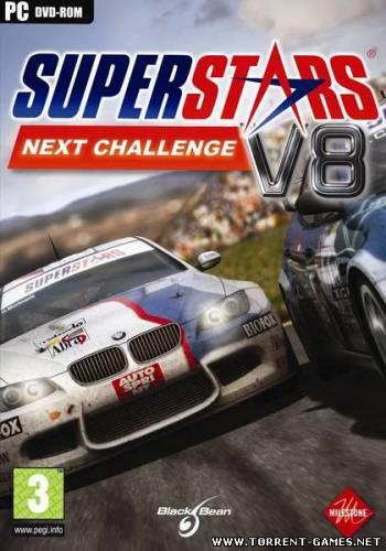 Superstars V8: Next Challenge (2010) PC