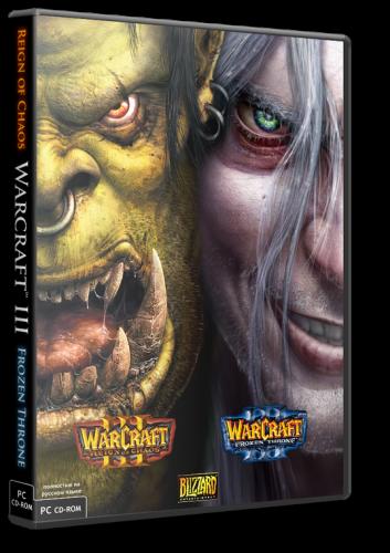 Warcraft 0 Frozen Throne [1.26a +batlnet] (2011) PC