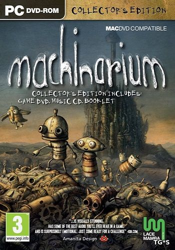 Машинариум / Machinarium (2009) PC | RePack by R.G. Механики