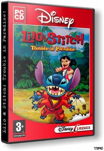 Лило и Стич / Lilo & Stitch: Trouble in Paradise (2003) PC | Лицензия by tg