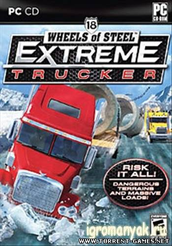 18 Wheels of Steel Extreme Trucker [2010] PC