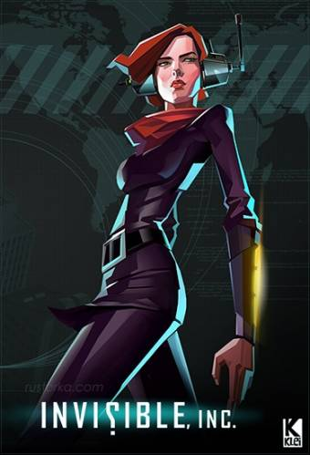 Invisible Inc [v 1.0.183969 + DLC] (2015) PC | Лицензия GOG