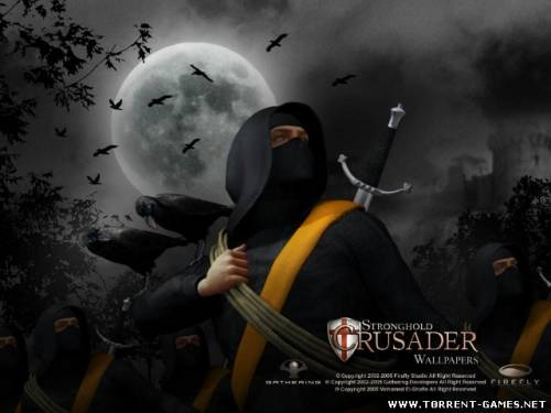Stronghold: Crusader (2003/PC/RUS)