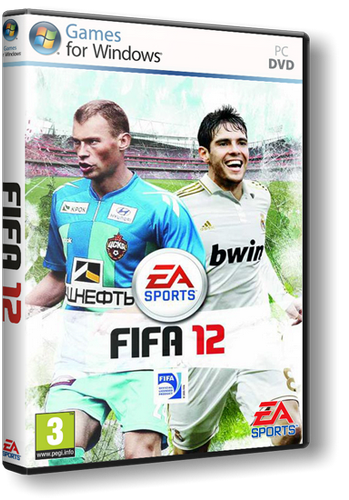 FIFA 12 (Electronic Arts / 1C-Софтклаб) (RUS / ENG) [Repack] от R.G. Catalyst